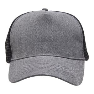 Heathered Mesh Trucker with Supacolour Printing - FULL COLOUR Thumbnail
